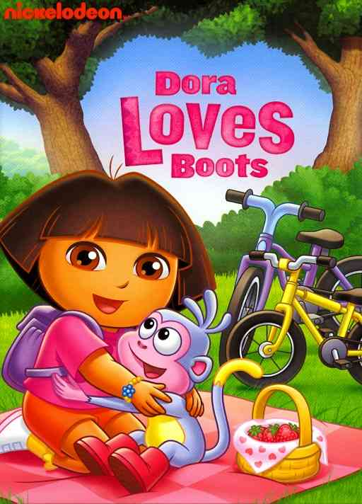 DORA THE EXPLORER:DORA LOVES BOOTS BY DORA THE EXPLORER (DVD)